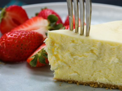 Image for Pressure Cooker New York Cheesecake