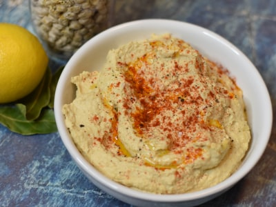 Image for Pressure Cooker Hummus