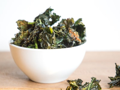 Image for Air Fryer Kale Chips