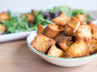 Image for Air Fryer Croutons