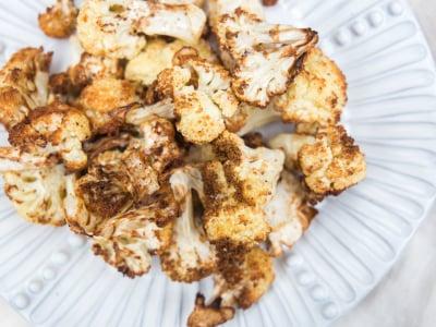 Image for Air Fryer Crispy Cauliflower