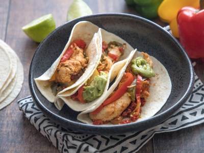 Image for Pressure Cooker Chicken Fajitas