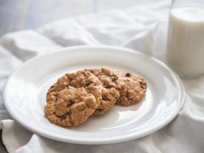 Image for Air Fryer Chocolate Chip Cookies