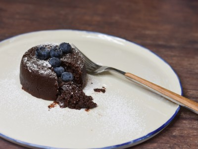 Image for Pressure Cooker Chocolate Nutella Lava Cakes