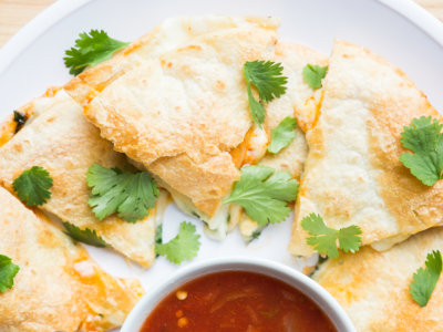 Image for Air Fryer Quesadilla