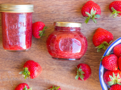Image for Pressure Cooker Strawberry Jam