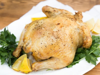 Image for Air Fryer Whole Roast Chicken