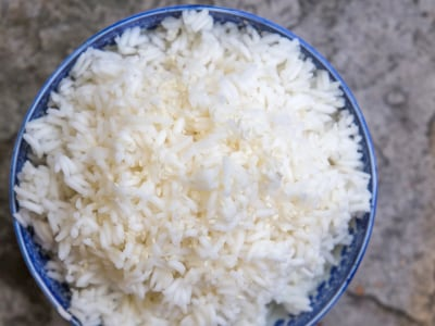 Image for Pressure Cooker White Rice