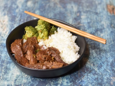 Image for Pressure Cooker Mongolian Beef