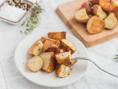 Image for Roasted Herb Potatoes