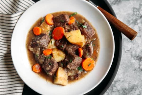 Image for Pressure Cooker Beef and Potato Stew