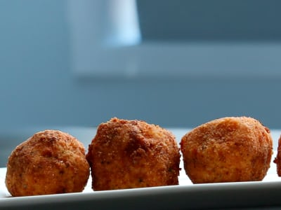 Image for Stuffed Potato Bombs