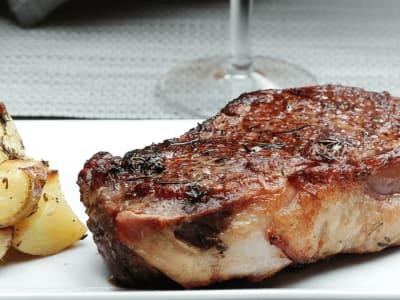 Image for Cast-Iron Steak