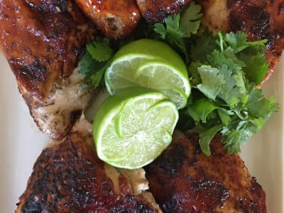 Image for Five-Spice Roasted Chicken