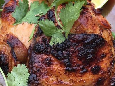 Image for Cuban Lemon-Garlic Chicken