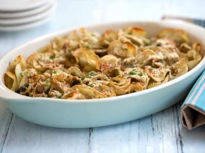 Image for Vegan Tuna Noodle Casserole