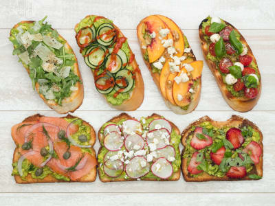 Image for Avocado Toast (Seven Ways)