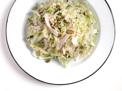 Image for Chinese Chicken Cabbage Salad