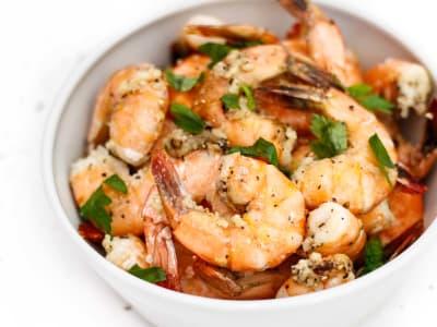 Image for Lemon-Pepper Shrimp