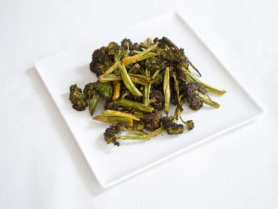 Image for Spicy Roasted Broccoli