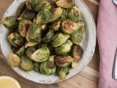 Image for Crispy Brussels Sprouts