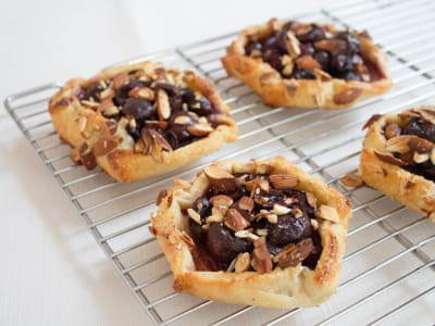 Image for Cherry-Almond Galette