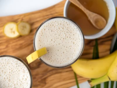 Image for Banana Protein Smoothie