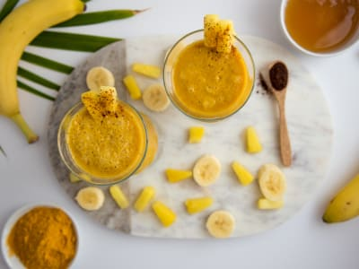 Image for Turmeric-Pineapple Smoothie