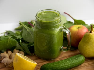 Image for Green Power Smoothie