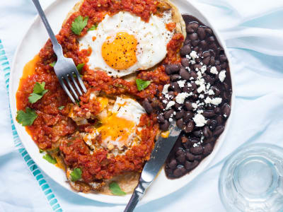 Image for Mexican Huevos Rancheros