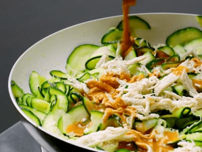 Image for  Sesame Chicken Zoodles