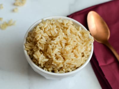 Image for Pressure Cooker Brown Rice
