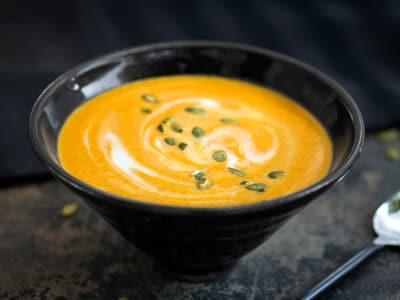 Image for Pressure Cooker Vegan Butternut Squash Soup