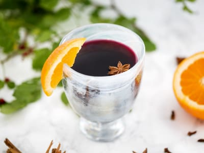 Image for Pressure Cooker Mulled Red Wine