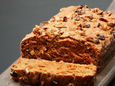 Image for Maple Carrot Bread