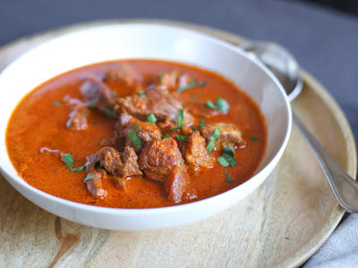 Image for Pressure Cooker Red Pork Stew