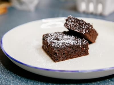 Image for Pressure Cooker Chocolate Brownies