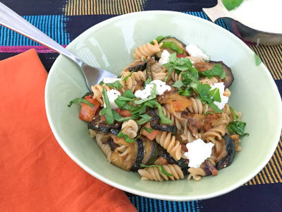 Image for Vegetable Pasta Primavera
