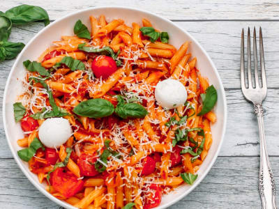 Image for Slow Cooker Pasta Caprese