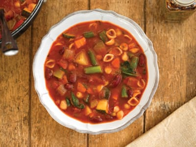 Image for Pressure Cooker Minestrone