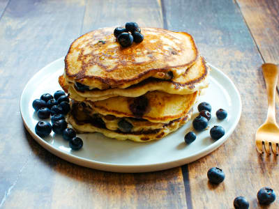 Image for Blueberry Pancakes