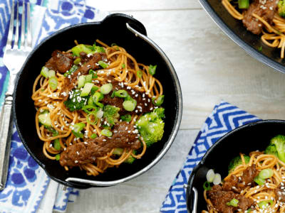 Image for Beef & Broccoli Lo Mein