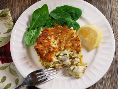 Image for Simple and Classic Crab Cakes