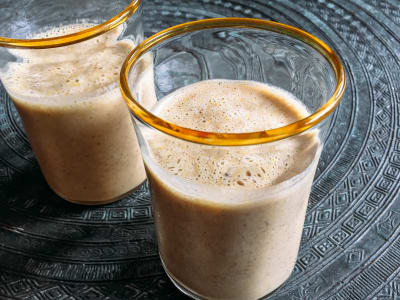 Image for Coconut-Banana Smoothie