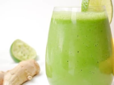 Image for Spicy Greens Smoothie