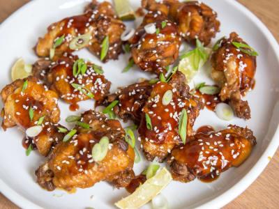 Image for Pressure Cooker Teriyaki Chicken Wings