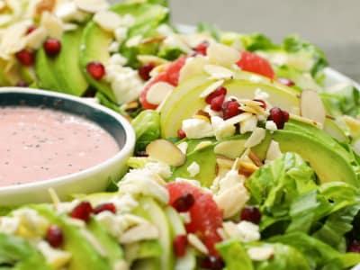 Image for Christmas Wreath Salad