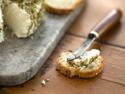 Image for Herbed Cashew Cheese