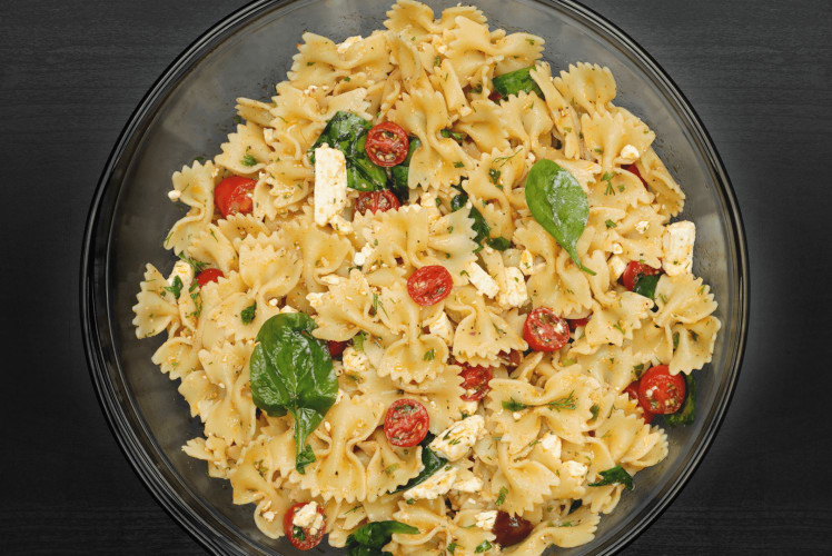 Image for Mediterranean Pasta Salad