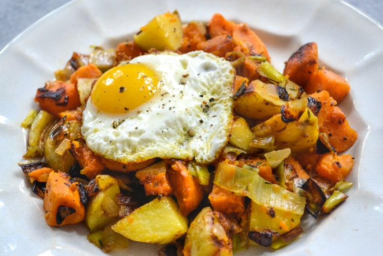 Image for Sweet Potato Hash